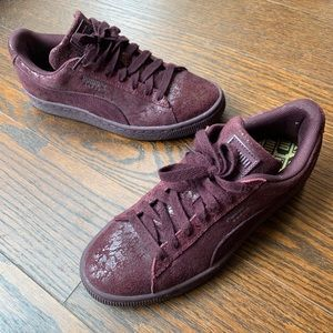 Puma suede remaster WN's fashion sneakers 6.5